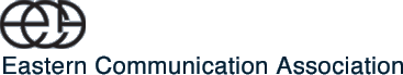 Eastern Communication Association. Click logo for home page.