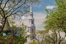 Providence Church Steeple
